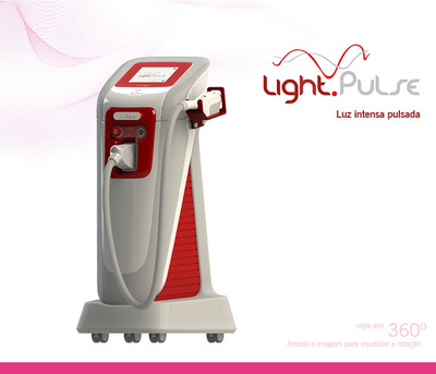 Aluguel - Locação De Luz Intensa Pulsada Light Pulse Htm