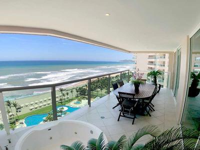 Cad Las Olas H 11 De Playa, Terraza Con Jacuzzi Vista Al Mar
