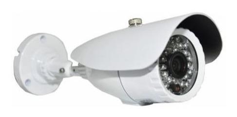 Câmera Hd 720p Ir36leds 40m Lente 4mm Kd-1404f Ahd Ip66