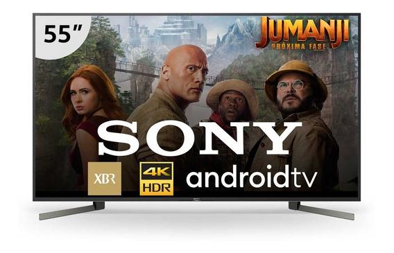 Smart Tv 4k Sony Led 55 Áudio Surround Wi-fi Xbr-55x955g