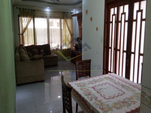 Casa Térrea, 2 Dorms Sendo 01 Suíte, Com 98m², Jardim Imperador, Suzano Sp R$ 320.000,00 - Ca00136 - 69502770