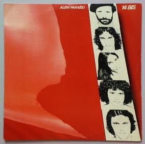 14 Bis - Lp Além Paraíso - 1982 - Encarte