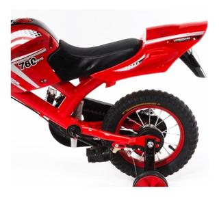 Bicicleta Moto Cross R16