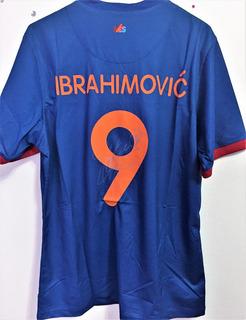 best website e4727 0ad6f Camisa Barcelona Ibrahimovic - Camisas de Futebol com ...