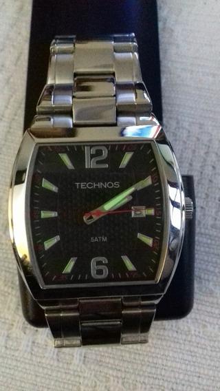 Relógio Masculino De Pulso Technos