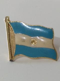 Pin Bandera Argentina Pins Coleccionable De Coleccion