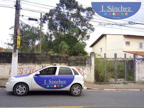 Imagem 1 de 8 de Terreno Para Venda Em Poá, Centro - 757_1-681687