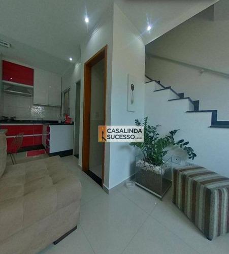 Sobrado À Venda, 72 M² Por R$ 370.000,00 - Penha De França - São Paulo/sp - So1187