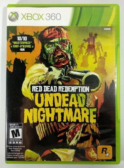 Red Dead Redemption Undead Nightware - Xbox 360