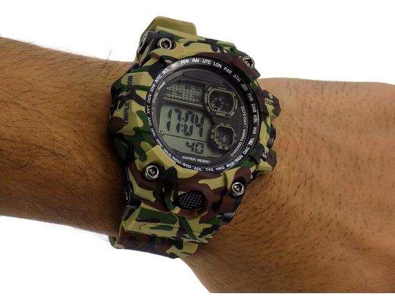 Relógio Orizom Digital O-shock Barato Liquidação