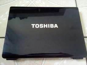 Carcaça Toshiba Satellite U305-s7432 Completa + Tela Leia