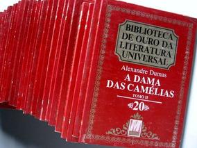Coleção Biblioteca De Ouro Da Literatura Universal-12,00cada
