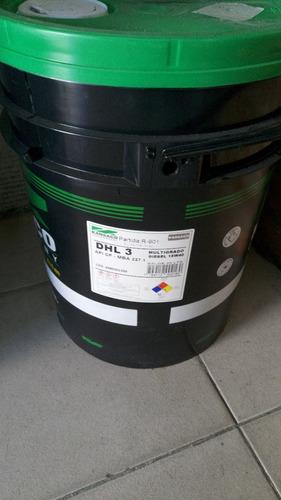 Aceite 15w40 Diesel Multigrado Balde 20lt Dhl3