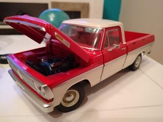 Ford F100 A Escala