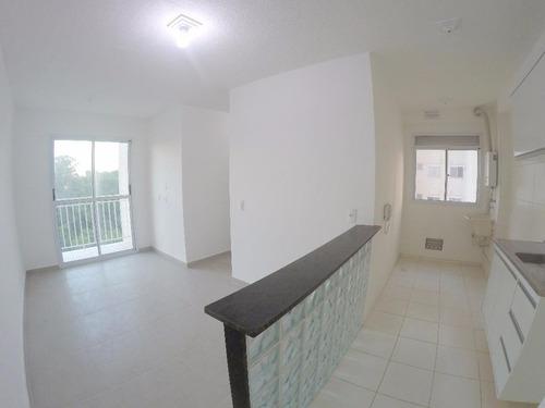 Apartamento À Venda, 49 M² Por R$ 240.000,00 - Jardim Bela Vista - Guarulhos/sp - Ap0181