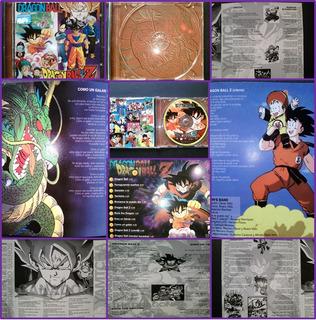Cd Original Soundtracks De Dragon Ball Z