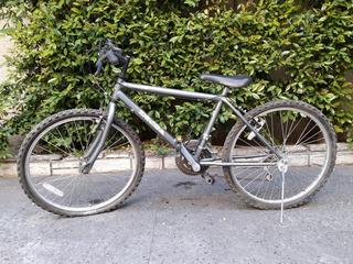 Bicicleta Zonda Rodado 24 Con 18 Cambios