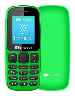 Teléfono Básico Smooth X Snap Dual Sim C/ Lampara