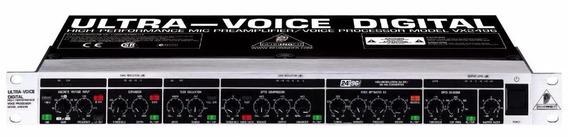 Procesador De Voz Ultra Voice Beheringer Vx 2496