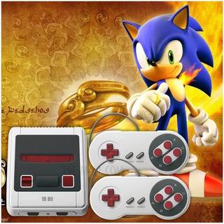 Mini Consola Tipo Sega - Snes C/ 167 Juegos 16 Bits -