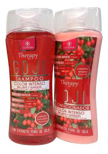 Shampoo O Acondicionador Cosedeb 330 Ml Maqui, Goji, Caballo