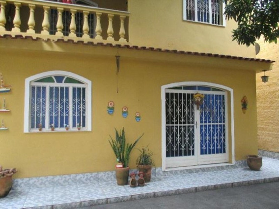 Centro/nilópolis.casa 2 Quartos, Quintal Grande C/piscina E Churrasqueira. - Ca00458 - 32690446