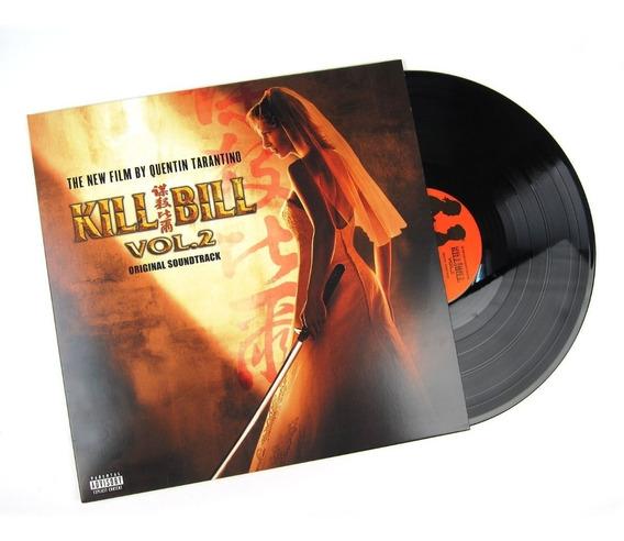 Soundtrack Kill Bill Vol. 2 Tarantino Vinilo Lp Nuevo Stock