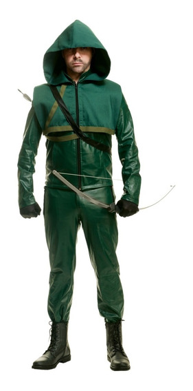 Disfraz Arrow Disfraces Mercadolibre Com Mx