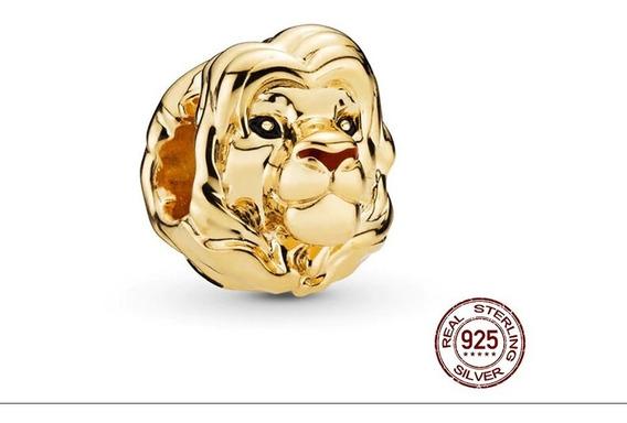 Charm Berloque Pandora O Rei Leão Simba Shine 2019