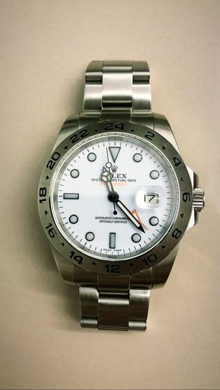 Relógio Explorer Ii Branco