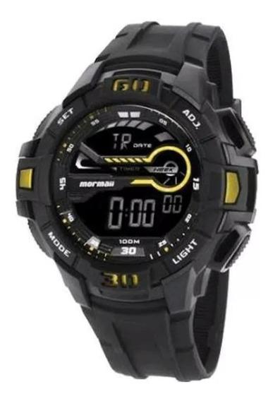 Relógio Mormaii Masculino Mo1081n/8y Novo Com Nfe