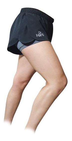 Id229 Short Calza Deportiva Hartl (mujer) Moda Verano