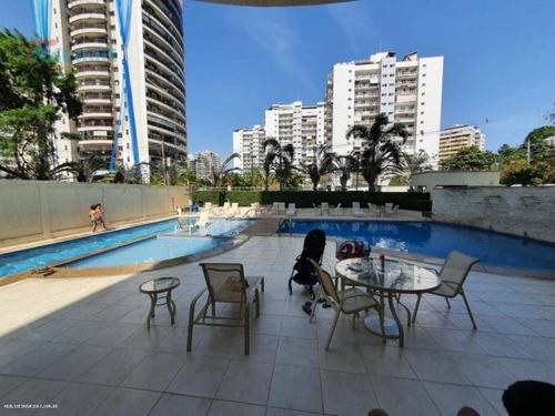 Apartamento Para Venda Em Rio De Janeiro, Barra Da Tijuca, 2 Dormitórios, 1 Suíte, 1 Banheiro, 1 Vaga - Ra016_2-1172336