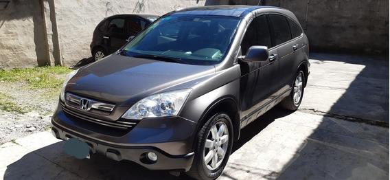 Honda Cr-v 2.4 Lx At 4wd 2009 Excelente Estado