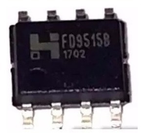 Fd - 9515 Ci 9515 Kit Com 3 Unidades Fd 9515b Smd 9515