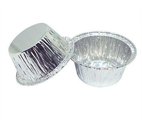 Mystar 26 Papel De Aluminio Desechable Mini Cupcakemuffin Ta