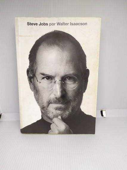Livro Steve Jobs Por Walter Isaacson - Bom Estado