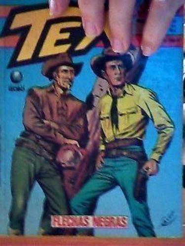 Revista Tex Nº46 Flechas Negras Vários