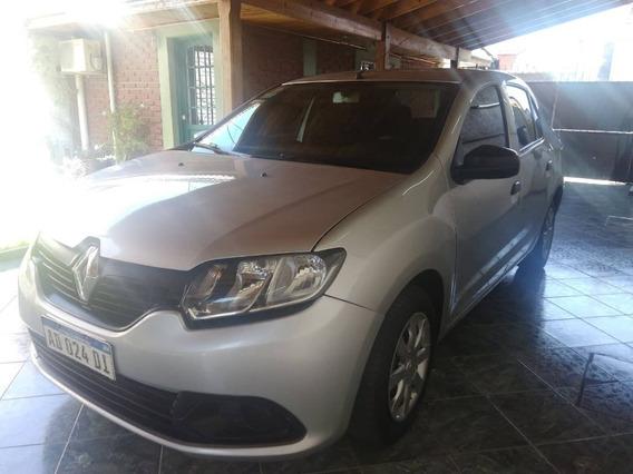 Renault Nuevo Logan 1.6 Authentique Plus 2018