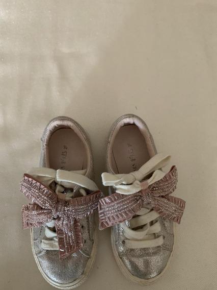 Zapatillas Zara Para Nena T27