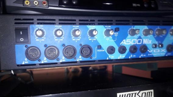 Potência Mixer Machine A500 Promoção 1200 Reais