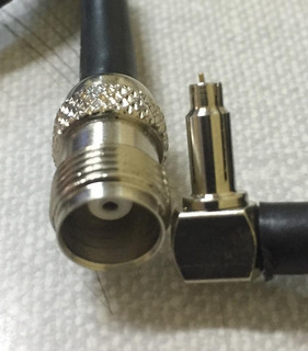 Adaptadores P/ Lg B220 Antena Celular Externa Rural