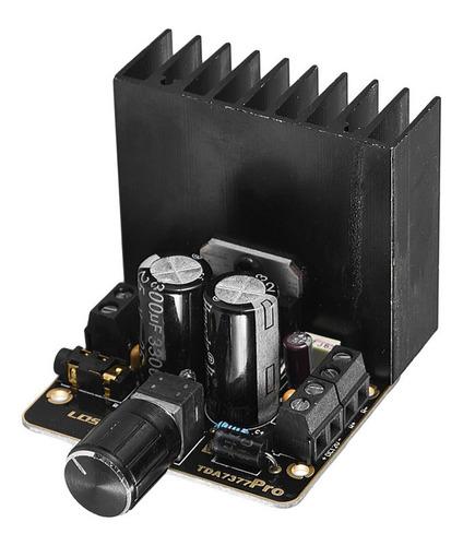 Imagen 1 de 9 de Setero Audio Amplificador Módulo 30w + 30w Dual Channel Mini