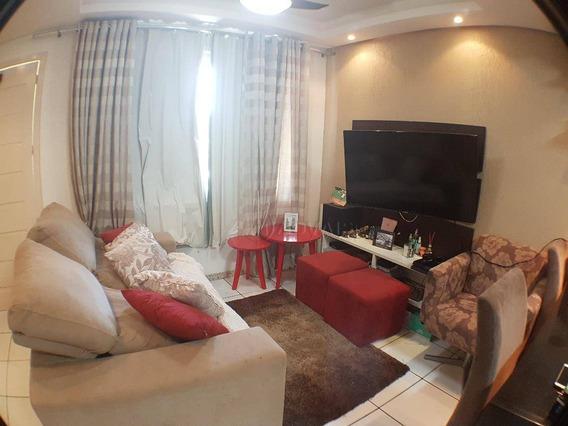 Casa Com 2 Dormitórios À Venda, 59 M² Por R$ 199.000 - Rondônia - Novo Hamburgo/rs - Ca2260