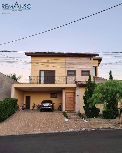 Casa 4 Suítes - Piscina - Green Park - Hortolâdia - Sp - 202326