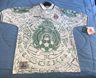 Jersey Selección Mexicana Garcis Original Nueva