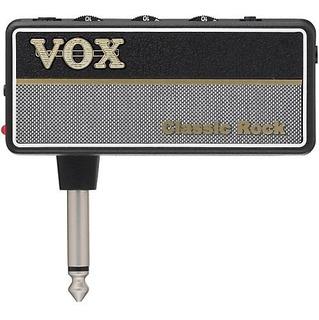 Pre Amplificador Para Auriculares Vox Amplug 2 Classic Rock