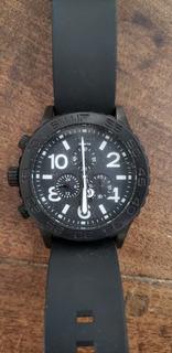 Reloj Nixon 42-20 Chrono All Black