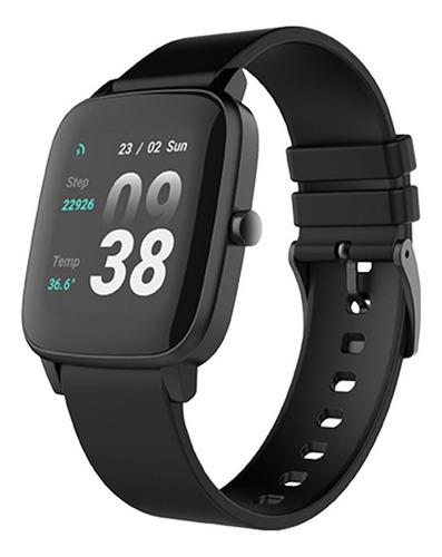 Smartwatch Reloj Inteligente Monitor De Salud Y Temperatura