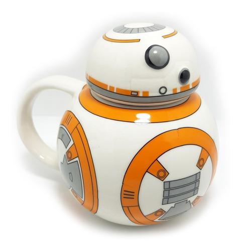 Mug Taza Termo Star Wars Bb8